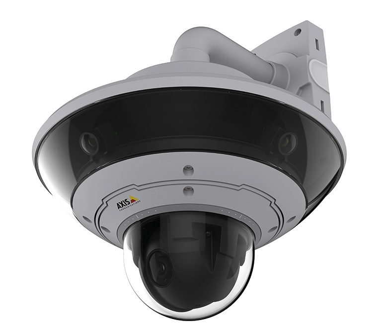 Axis IP PTZ Camera
