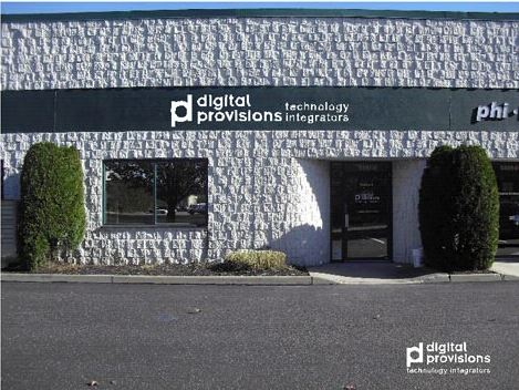 Digital Provisions serves clients from new state of the art facility