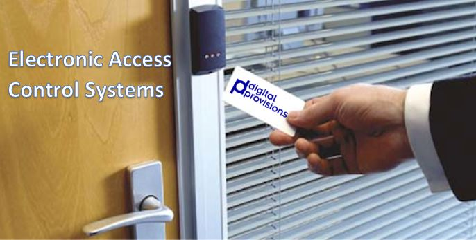 Why Electronic Access Control Systems Are Better Than Regular Locks And Keys